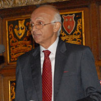 H.E. Mr Ranjan Mathai
