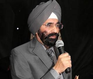 Dr Sukhbir Kapoor OBE